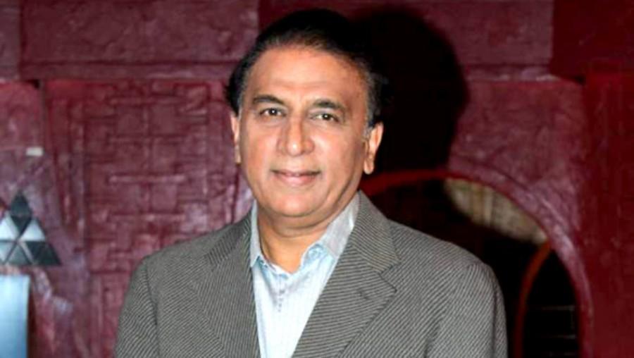 Sunil Gavaskar.