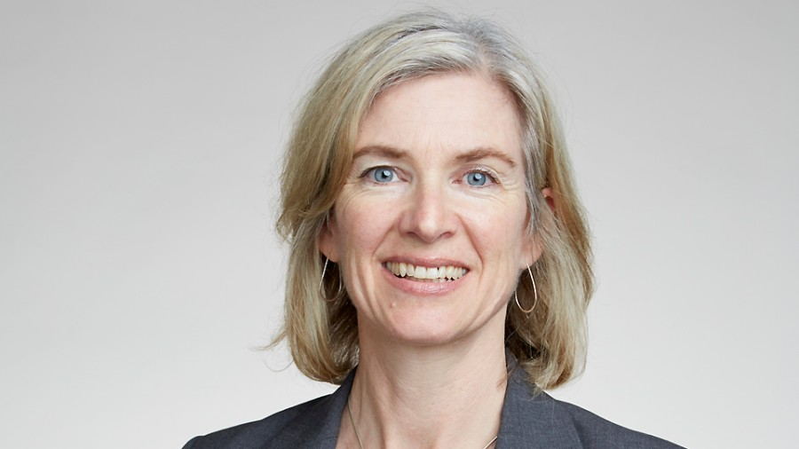 Chemistry laureate Jennifer A. Doudna