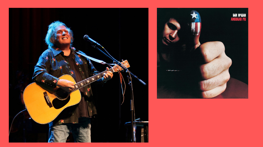"Don Mclean is 75 years young now, firm in the belief that everything has to ""come back to where it started""."