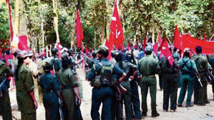CPI (Maoist).