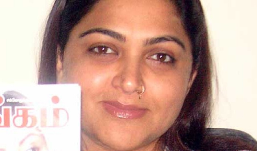 Congress spokesperson Kushboo Sundar quits party