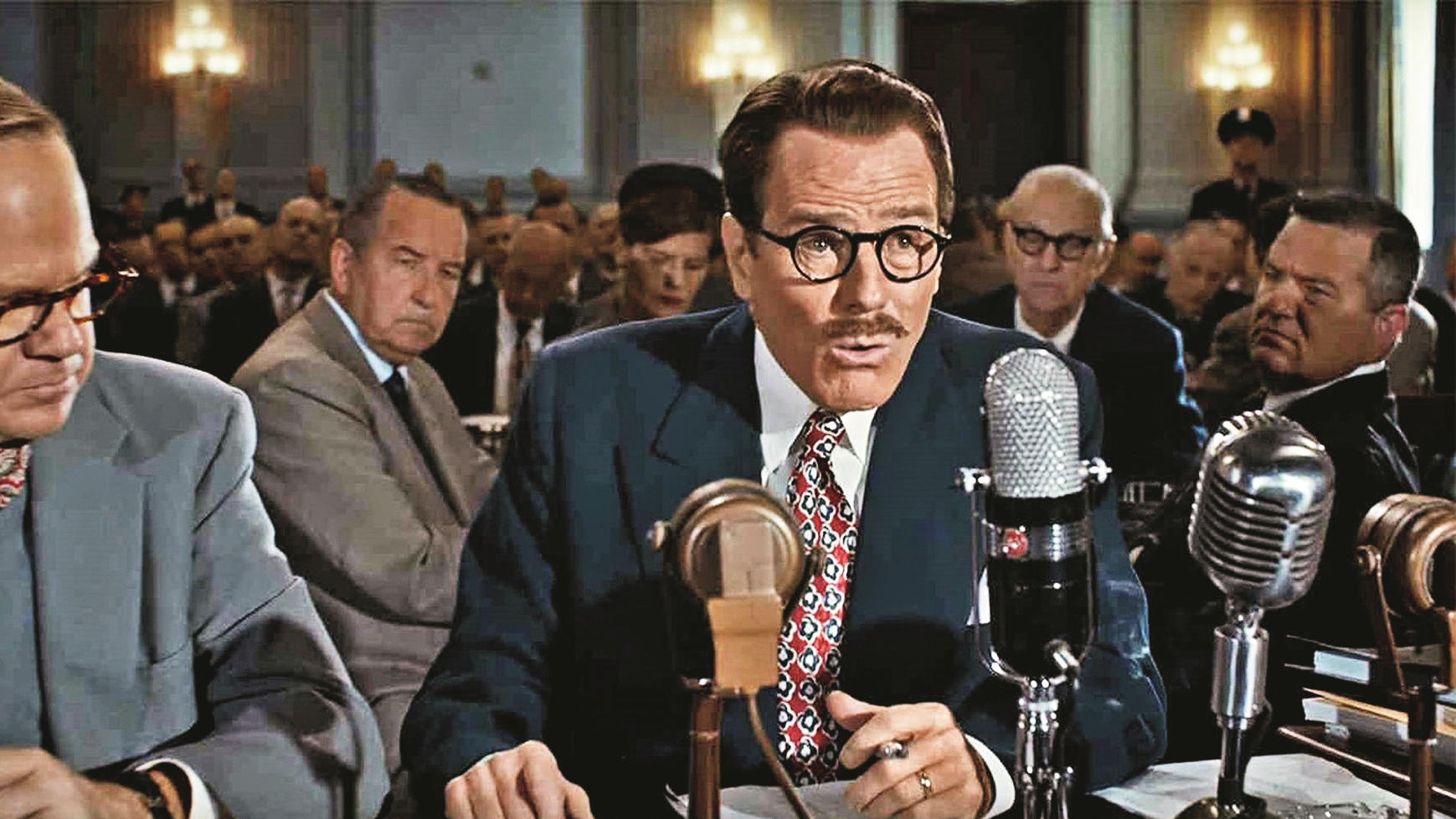 A still from Jay Roach's film 'Trumbo' (2015).