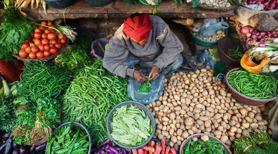 The inflation in the vegetable segment was 20.73 per cent in September, significantly up from 11.41 per cent in the preceding month.