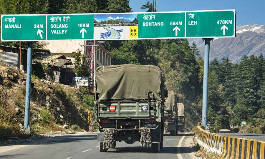 India's border infra development root cause for tensions: China
