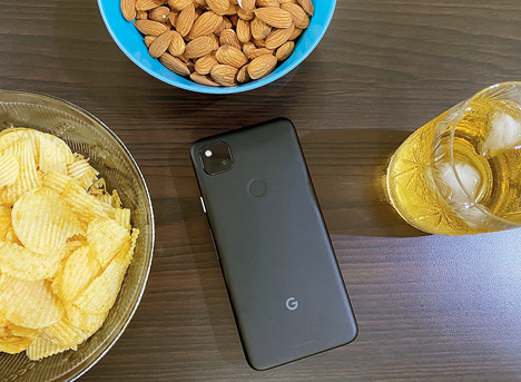 The phone has the best camera for photographs across Android devices