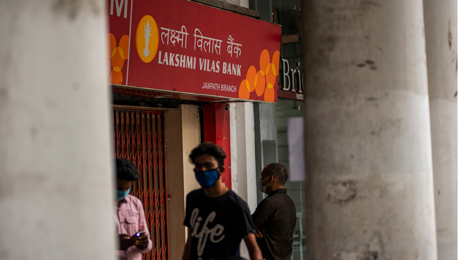 Shares of LVB ended nearly 3 per cent lower at Rs 17.80 on Thursday on the BSE.
