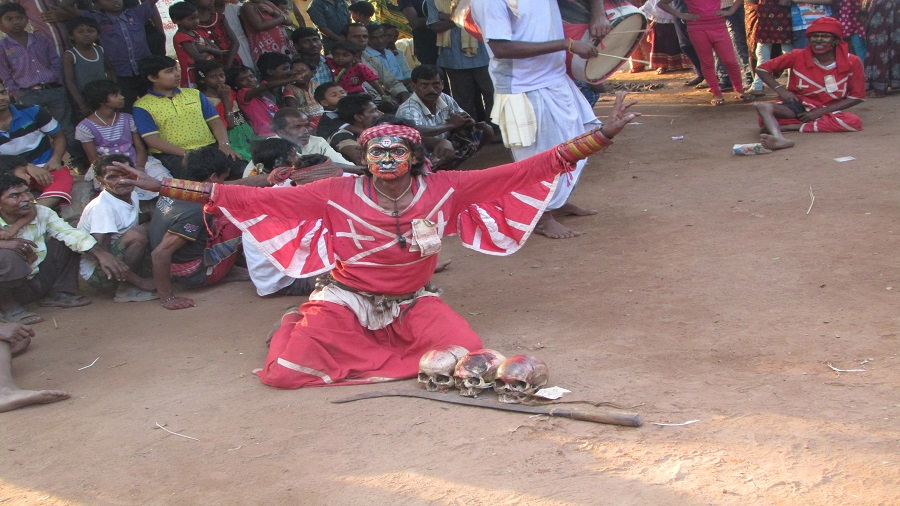 ALSO REVERED: Porabolan, a ritual performed in some Burdwan villages