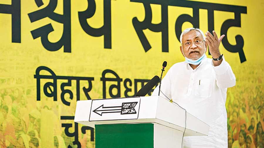 Nitish Kumar: What lies ahead?