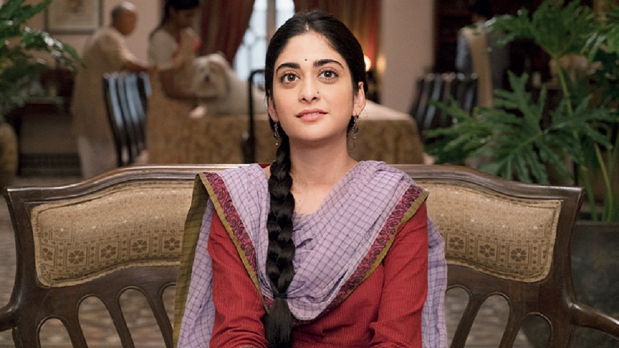 Tanya Maniktala as Lata Mehra in A Suitable Boy, streaming on Netflix from October 23