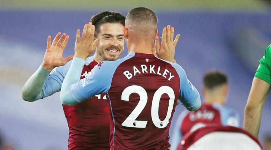 Barkley strike maintains surprise ideal start for Aston Villa
