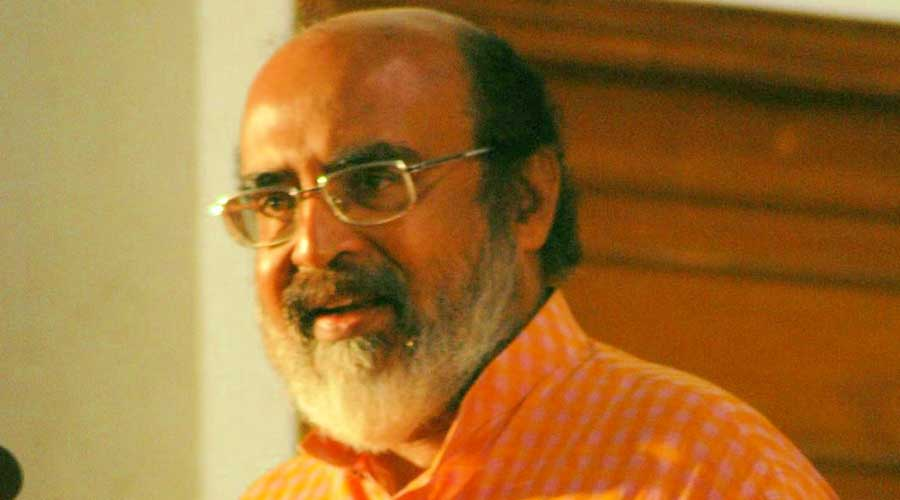 """Kerala finance minister Thomas Isaac on Monday asked the central government to take the initiative to settle the matter. """"Having come half way through for amicable settlement on the issue of who should borrow, the Centre now should take initiative to settle the remaining issue: How much to borrow?"""" Isaac tweeted."""