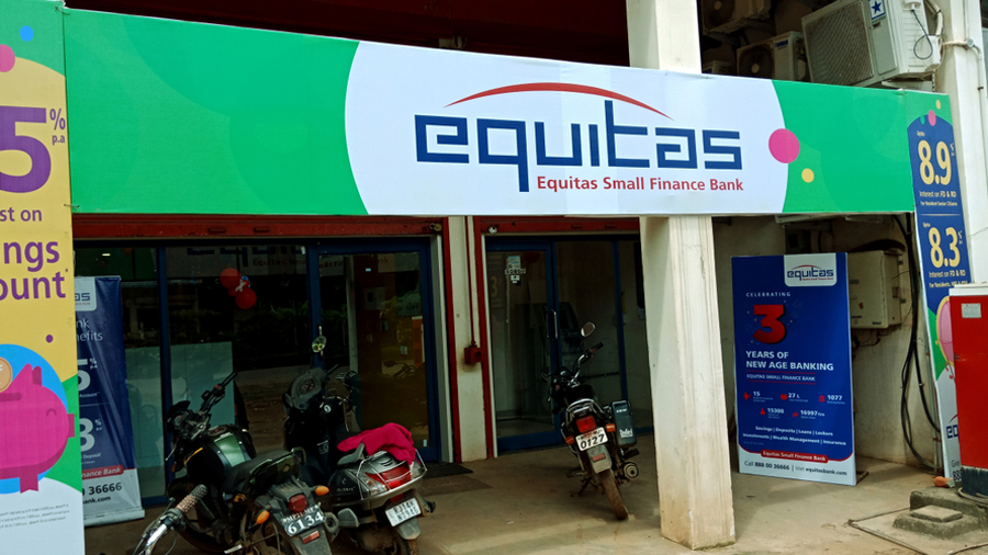 The offer includes a fresh issue of Rs 280 crore and an offer of sale up to 7.2 croreequity shares by Equitas Holdings Limited, its parent company