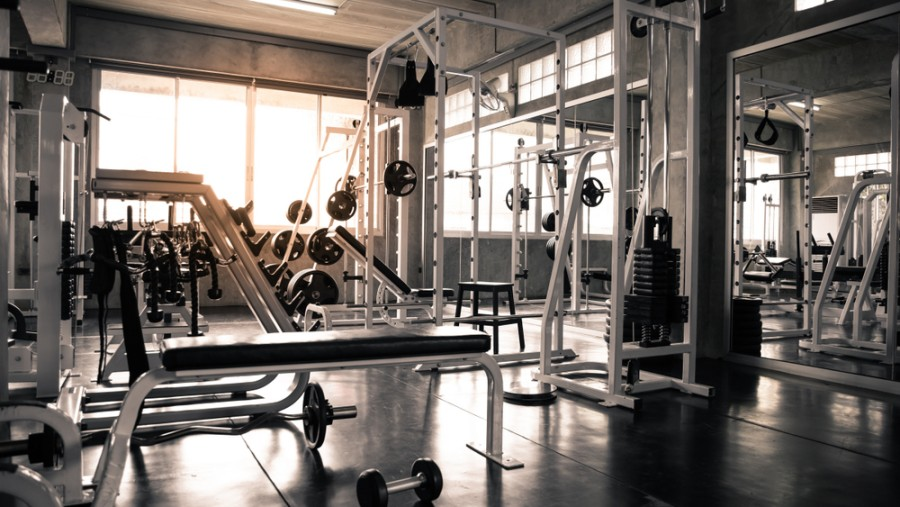 Gymnasiums are among the institutions that can open from November 1