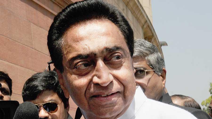Kamal Nath: Blood and sweat