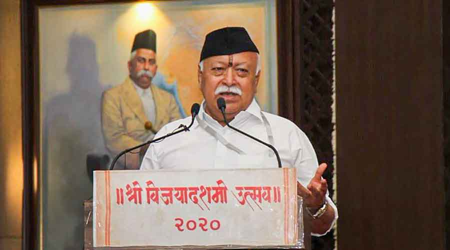 RSS acknowledges Chinese intrusion into India