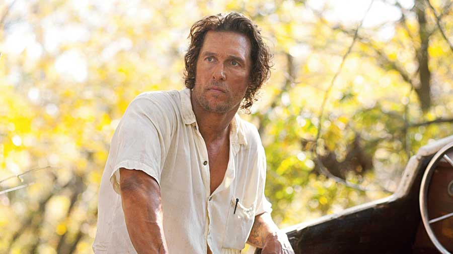 Matthew McConaughey's memoir Greenlights is now available on Amazon India