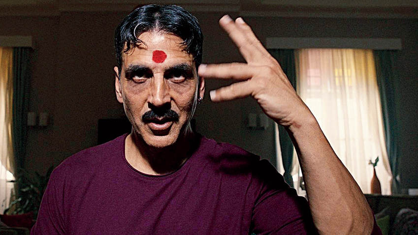 Akshay Kumar in Laxmmi Bomb, streaming on Disney+Hotstar from November 9.
