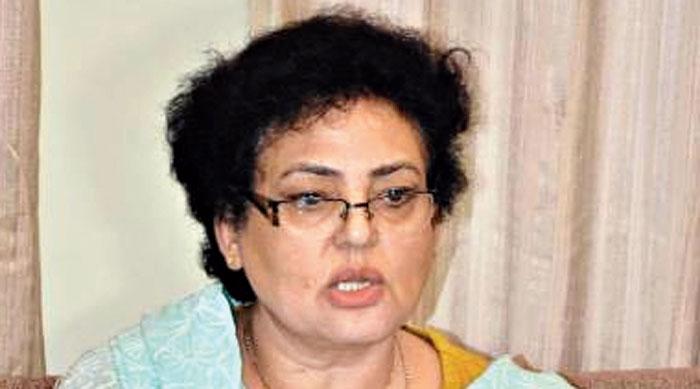 Rekha Sharma.