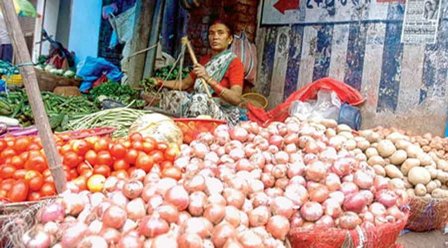 NCP chief and former Union agriculture minister Sharad Pawar on Wednesday blamed the central government's policies for the rising prices of onion, and said he would speak to the Centre about the stock limit imposed on the commodity traders.