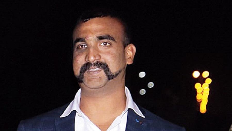 Indian Air Force Wing Commander Abhinandan Varthaman