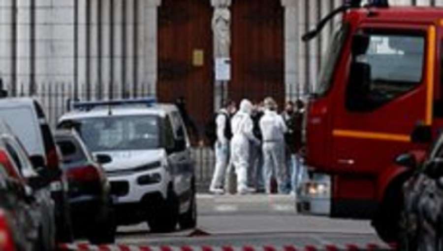 France: 3 die in knife attack