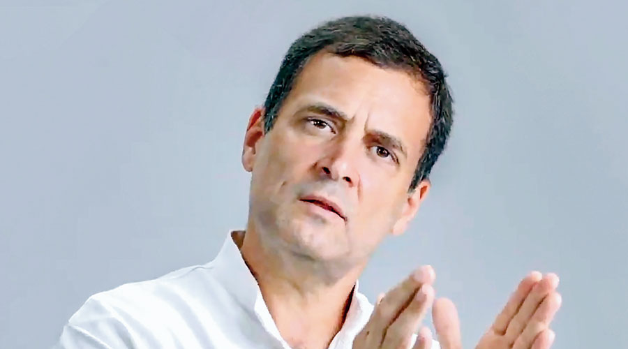"Parliamentarian Rahul Gandhi tweeted on Friday: ""The Modi government must conduct examinations, declare results and issue appointment letters to solve the problems of youths."""