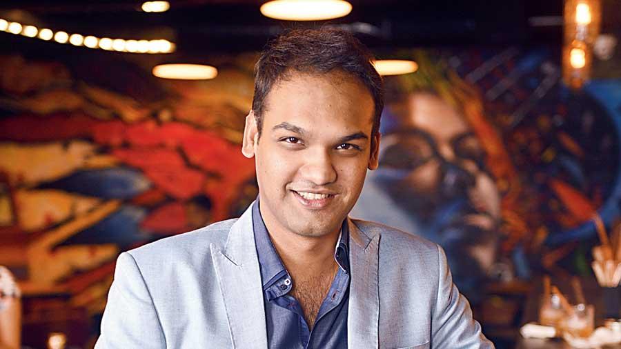 Aditya Mehta, director M Bar Kitchen and Ozora