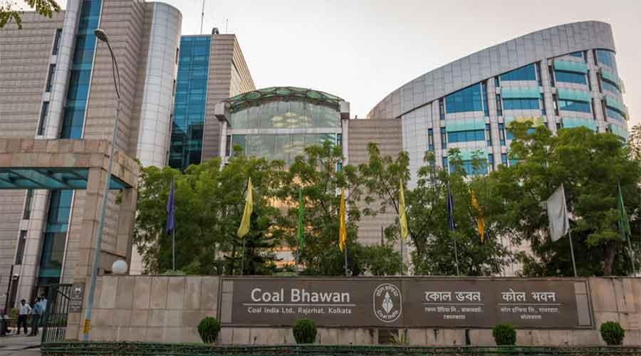 Coal India Limited.