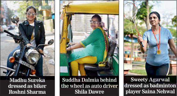 Madhu Sureka,Suddha Dalmia, and Sweety Agarwal