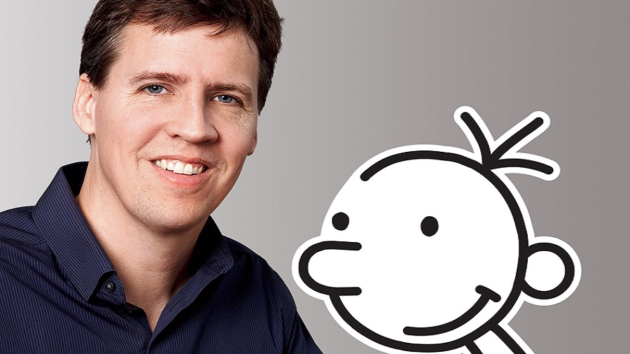 The language of the books, the DNA, is in comics. In Germany, they have a section of the bookstore that's called 'Greg and Friends', for books that look like mine. I think that's cool. — Jeff Kinney on how he would  define his books