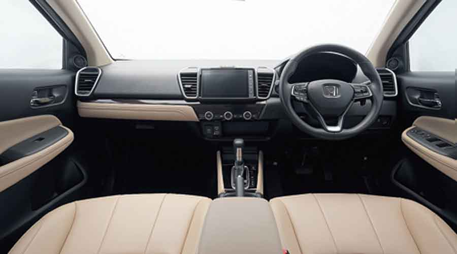 Interior is a big step up both in terms of sophistication of design as well as feel, compared with the previous model