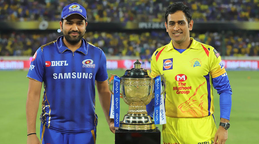 The blockbuster opener featuring Mahendra Singh Dhoni and Rohit Sharma's teams is sure to provide a boost to the tournament.