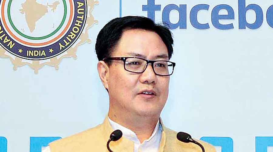 "Rijiju, the Arunachal West MP, had on Tuesday evening tweeted about the Chinese People's Liberation Army confirming that the five missing youths ""have been found by their side"""