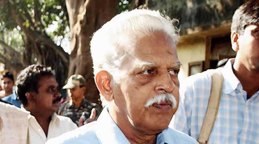 NIA summons Varavara's sons-in-law to Mumbai
