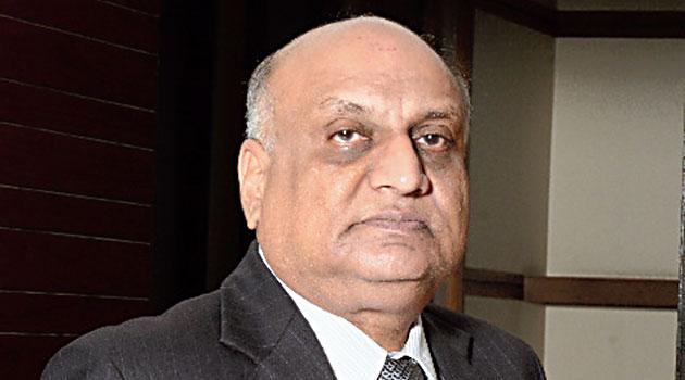 Hari Mohan Bangur, the MD of Shree Cement