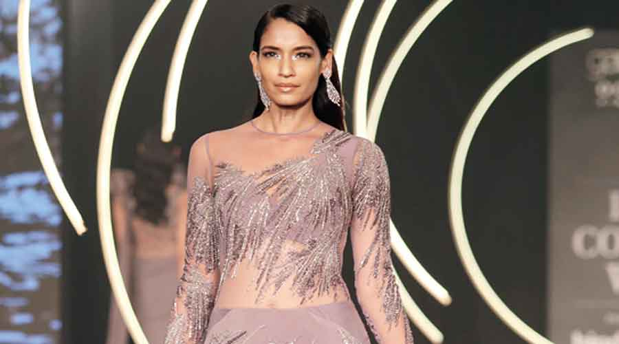 Moments from Gaurav Gupta's ramp shows