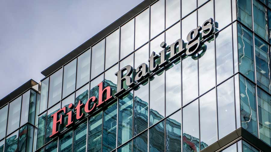 Fitch Ratings has forecast a 10.5 per cent contraction.