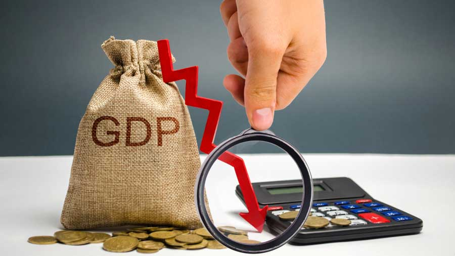 On the fiscal deficit target for 2019-20 being recalibrated to 3.8 per cent of GDP compared with the budgeted target of 3.3 per cent of GDP, the report said the deviation was necessitated on account of the structural reforms, both on the supply and the demand side, carried out by the government.