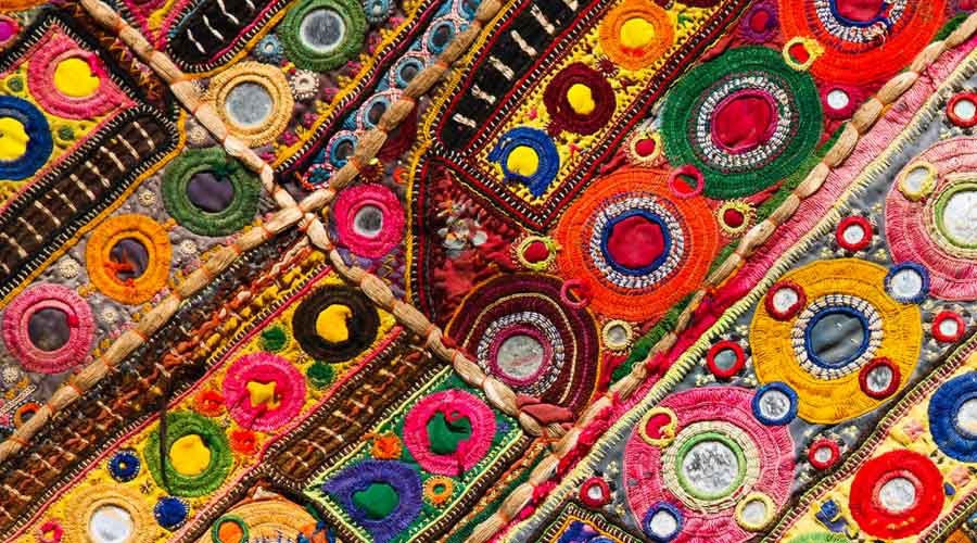 Blankets and quilts also help you to snuggle up in these times of trouble