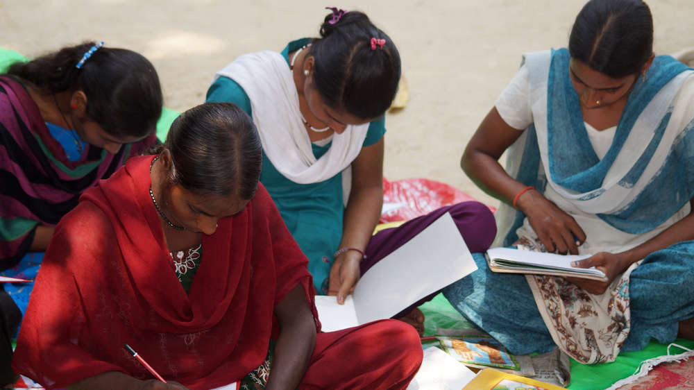 Female literacy is consistently lower than levels of male literacy, even in the better performing states