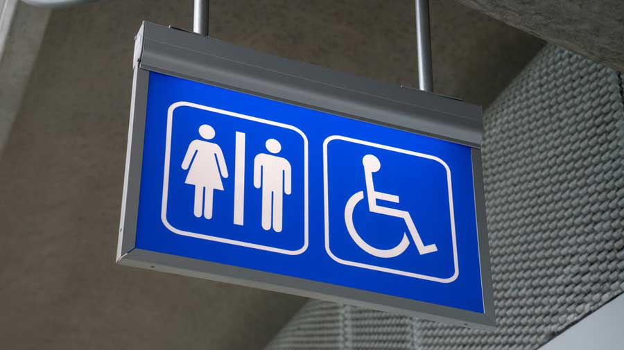 The woman's complaint has brought to the fore an issue that is not restricted to one clinical establishment. Only a handful of public spaces in the city have facilities that can make visits by physically challenged people free of troubles.