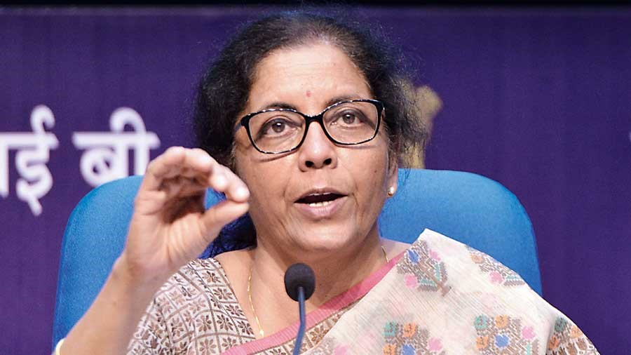 Finance minister Nirmala Sitharaman. Some reports suggest that the government is readying another package of measures that will offer big incentives to companies that move production centres to India. The hope is that this will kick-start private investment and get the wheels of the economy moving again.