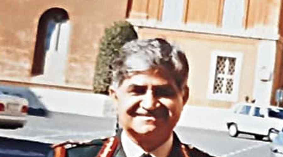 General V.P. Malik