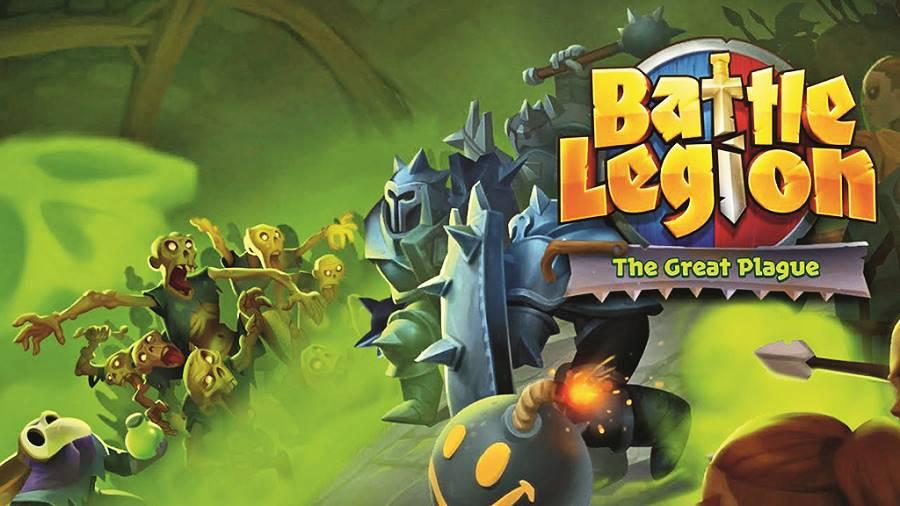 Battle Legion by Traplight Ltd