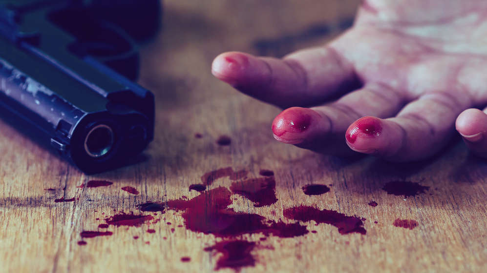 ASI Pandey, who was married in July this year, allegedly shot himself on the second floor of a three-storeyed residential flat on August 10.