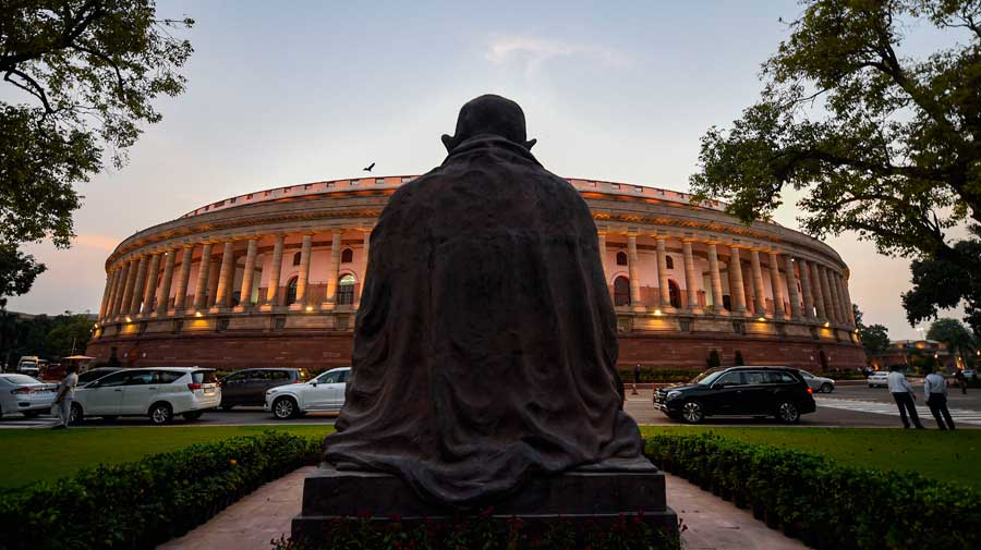 Parliament monsoon session: Government meets questions on migrant workers with evasive written answers