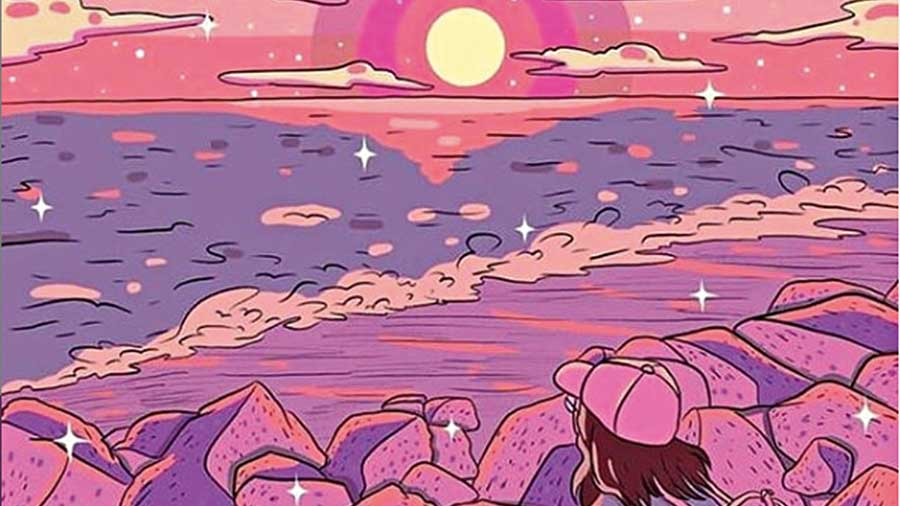 """@theartidote: """"If the path you're on doesn't lead to you expanding your heart, soul, and mind, it's not the right path.""""  — @lalahdelia; #ThingsToNeverForget; artwork by @3am.in.jupiter"""