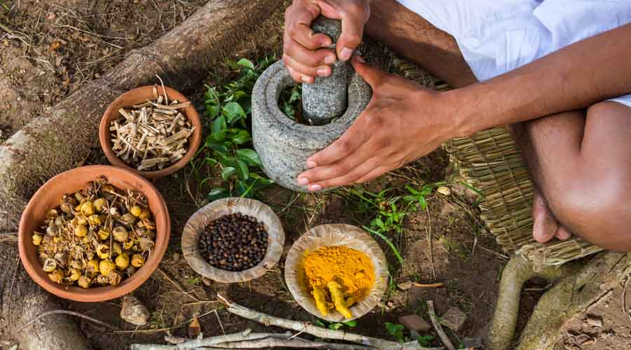 "The bill, which had been approved in the last session, seeks to grant ""institution of national importance"" status to an institution that will be formed by merging three ayurveda institutes in Gujarat's Jamnagar"