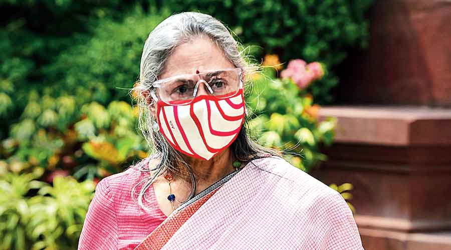 Sushant case: Jaya Bachchan speaks up for Bollywood