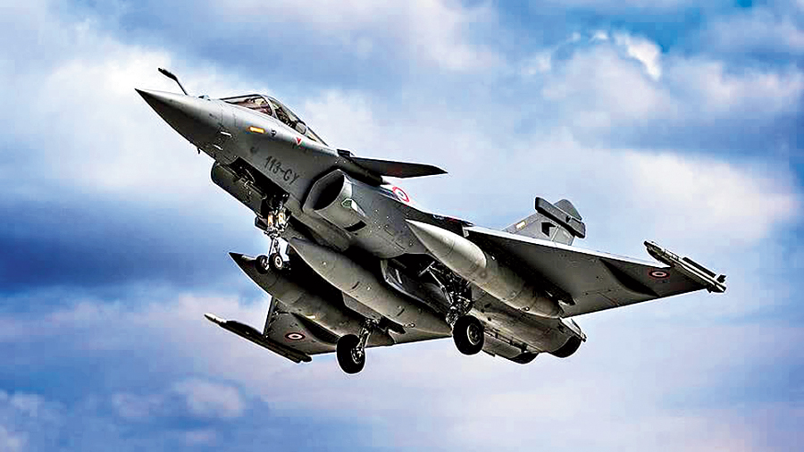 The first batch of the five Rafale jets arrived in India on July 29, nearly four years after India signed an inter-governmental agreement with France to procure 36 of the aircraft at a cost of Rs 59,000 crore.
